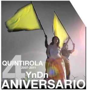 Quintirola 4 Aniversario